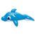 Delfin Bestway® 41087, 157x89 cm, nafukovací