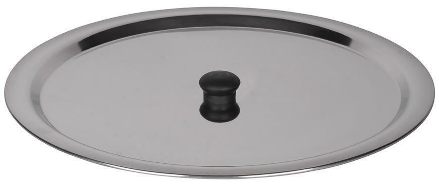 Pokrievka Anticorro 22,00 lit, nerezová, 47 cm