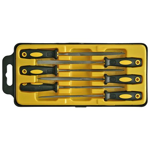 Sada pilníkov Strend Pro FS2006, 6 dielna, 150 mm
