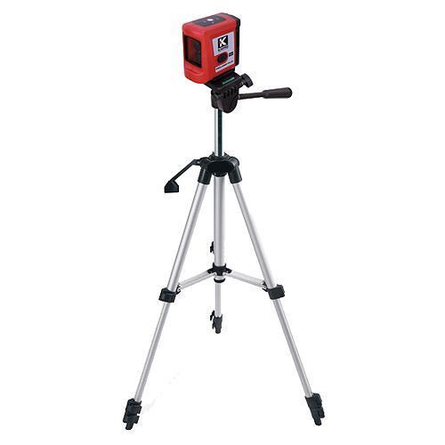 Laser KAPRO® 862 Prolaser® Cross, RedBeam, so statívom