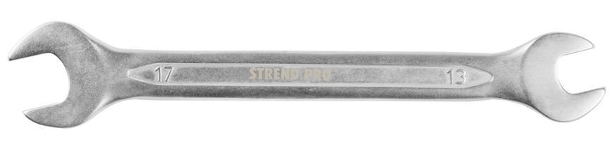 Kluc Strend Pro 3113 13x17 mm, vidlicový, Cr-V