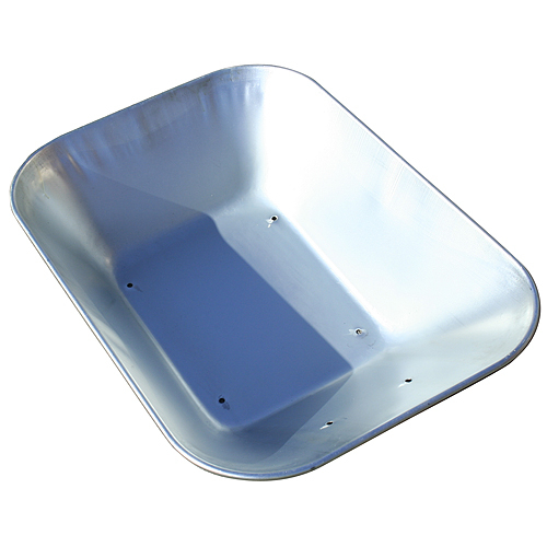Korba WBBg60 • Zn, 60 lit, na fúrik, bez dier