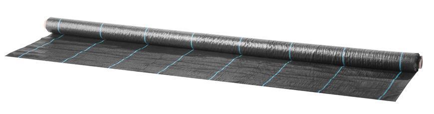 Textília Garden H1101 1,5x10 m, 100 g/m2, tkaná, čierna