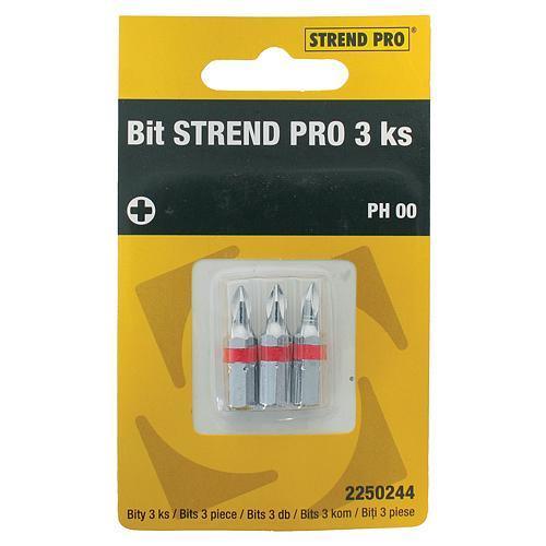 Bit Strend Pro Phillips 00, bal. 3 ks
