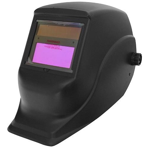 Kukla zváračská Galaxy Black, AutoDark, samostmievacia, 2 senzorová