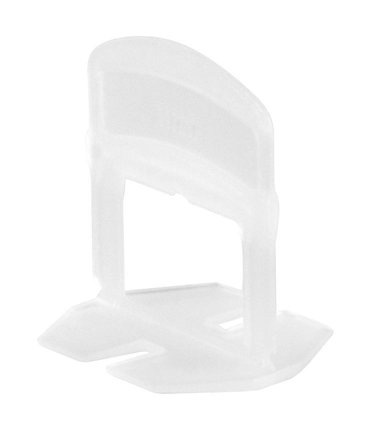 Medzerník Strend Pro LS230T, pod obklad, 1.0 mm, bal. 300 ks, plast biely