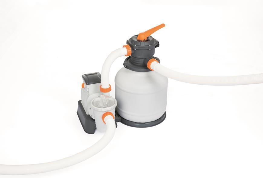 Filtrácia Bestway® FlowClear™, 58499, piesková, 8327 lit/hod