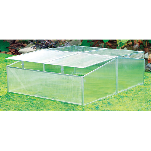 Parenisko Greenhouse G50062, 100x100x048 cm, PC