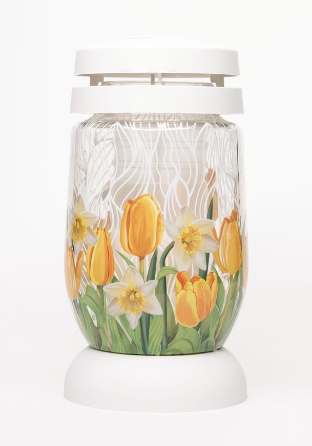 Kahanec bolsius DS 03 Žltý tulipán