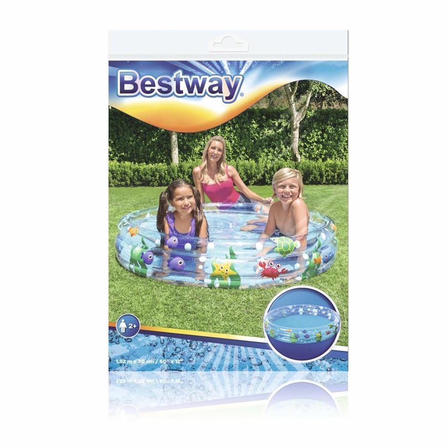 Bazén Bestway® 51004, Deep Dive 3, detský, nafukovací, 1,52x0,30 m