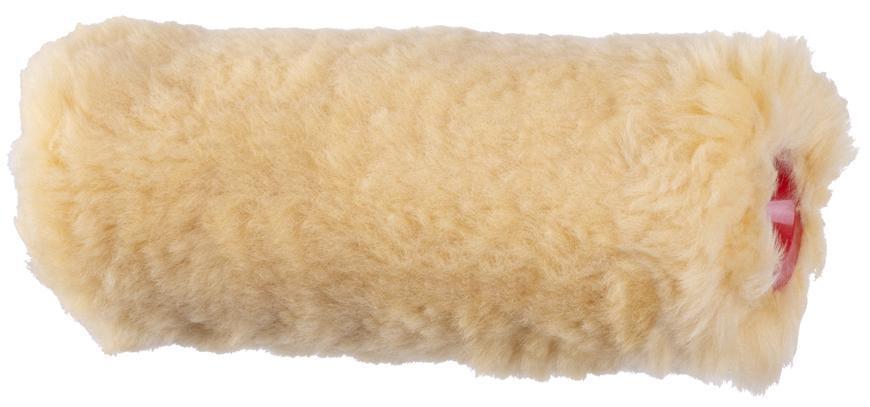 Valček SHEEP, ovčia vlna, 180 mm, fasádny, maliarsky, 48/8 mm