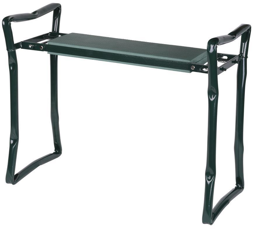 Stolička Strend Pro GC4202, záhradná, skladacia, kľakadlo, nos. 150 kg