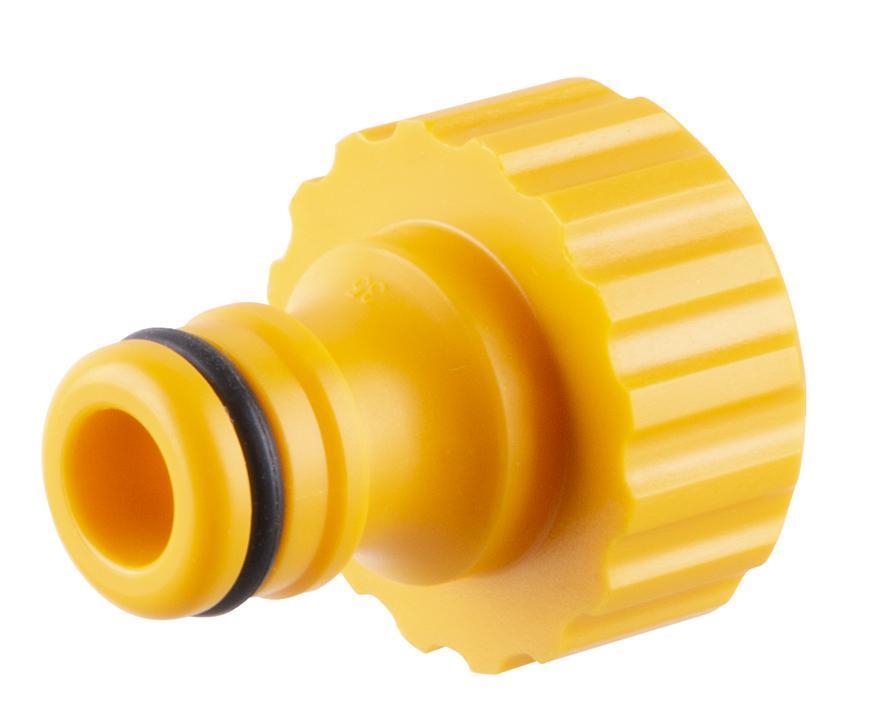 """Prípojka Strend Pro, G1/2"""" - G3/4"""", na vodovodný kohútik, vnútorný závit, adapter"""