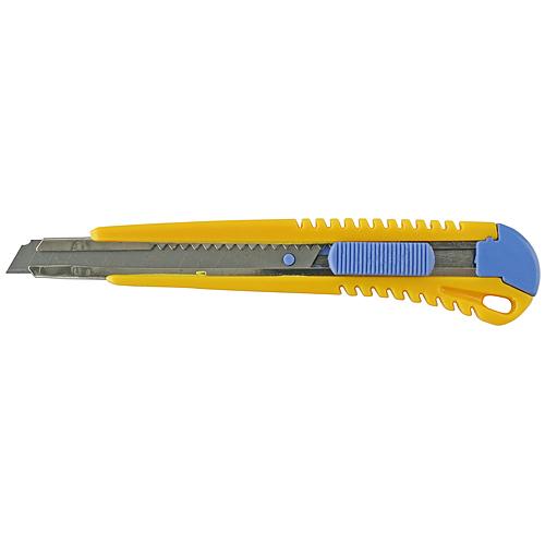 Nôž Strend Pro UK285, 9 mm, odlamovací, plastový