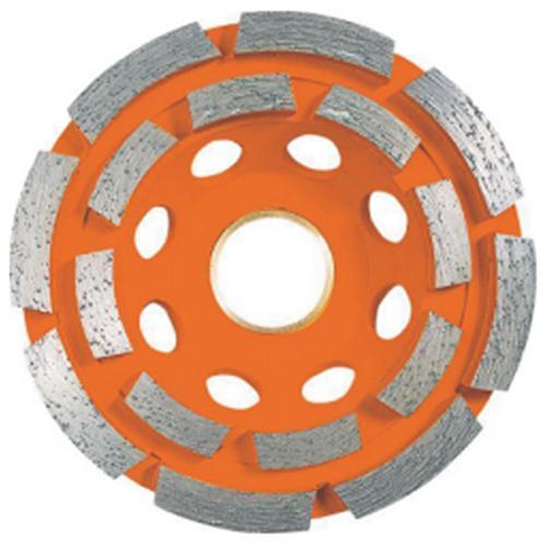 Kotúč Strend Pro CGW22, 115 mm, 2rowsCup, brúsny, leštiaci, diamantový, na betón, 2 radovy