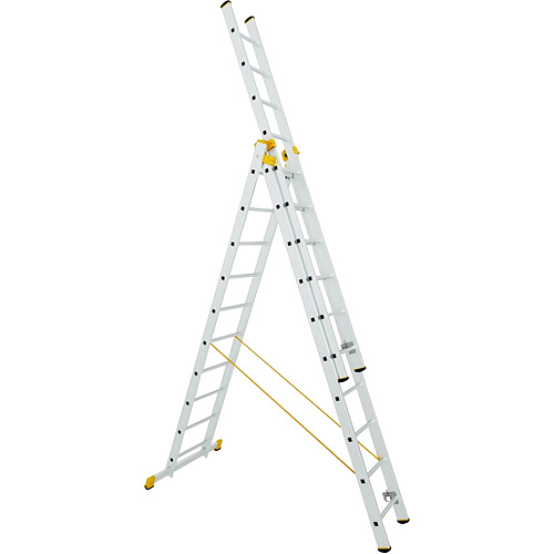 Rebrík ALVE FORTE PROFI PLUS 8615, 3x15, univerzálny, A441 B1120