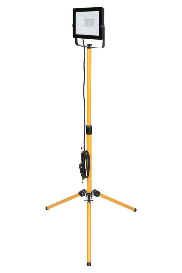 Reflektor Strend Pro Worklight SMD LED BL2-E1, 50W, 4000 lm, so stojanom, kábel 2.5 m, IP65