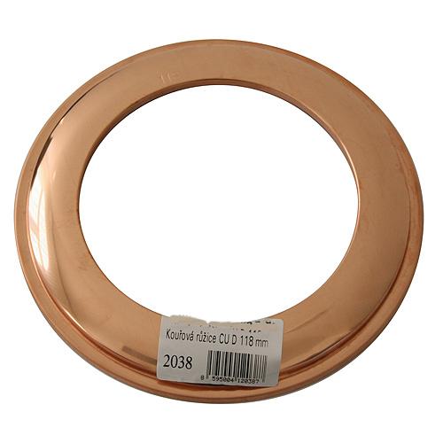 Ruzica Antikoro 2307 125 mm, Cu