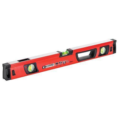 Vodováha KAPRO® 995, 0800 mm, VULCAN PlumbSite® Dual-View™