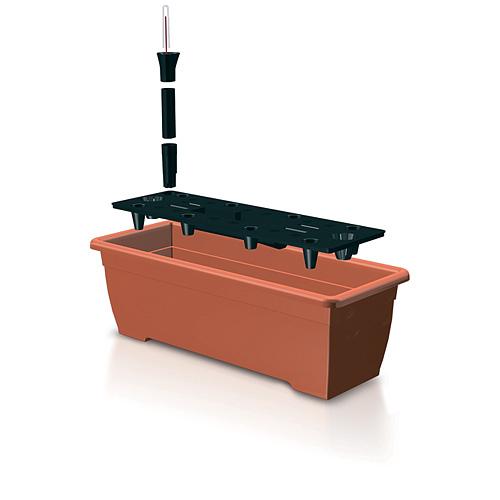 Kvetináč BALCONY CAN ISBT5CAN 7.5 lit., so zavlažovaním