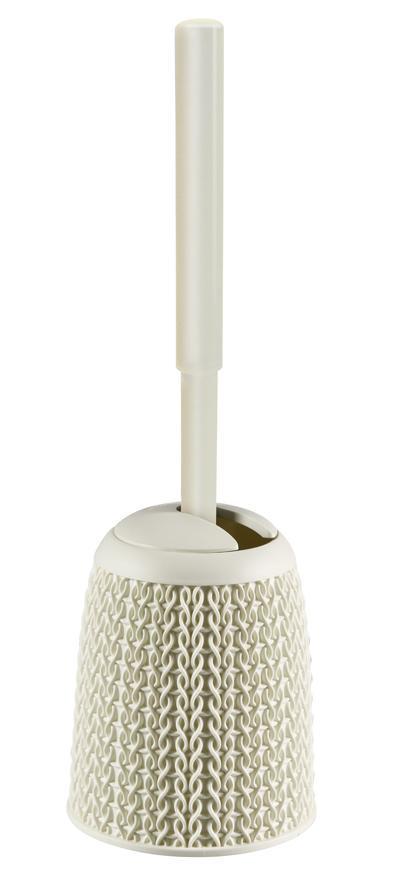 Kefa WC Curver® KNIT, krémová, 14x43x14 mm, do kúpeľne