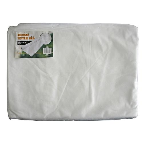 Textília Garden B1106 1,6x05 m, netkaná, 17 g/m, biela