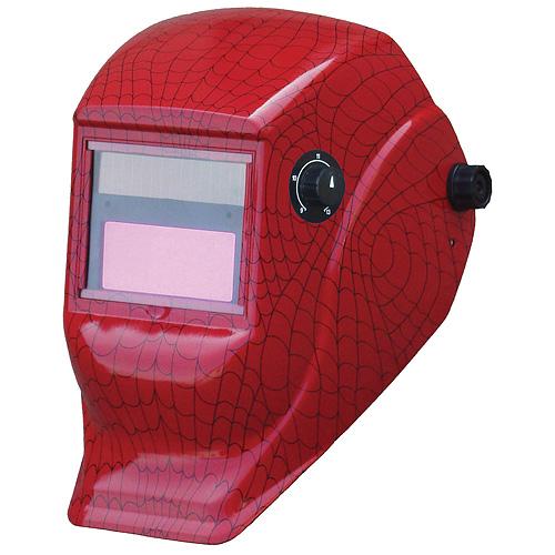 Kukla zváračská Galaxy RedSpider, AutoDark, samostmievacia, 2 senzorová