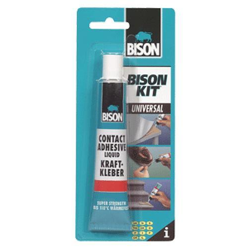Lepidlo Bison Kit Contact Adhesive Universal, 50 ml