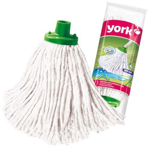 Mop York 073010, MEGA, bavlnený, náhrada, 200 g