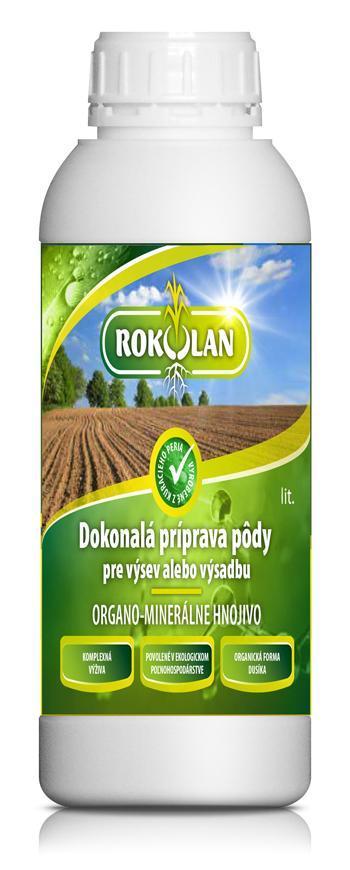 Hnojivo Rokolan, 1 lit