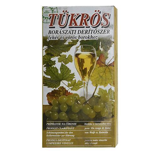 Tukros, čírič vína
