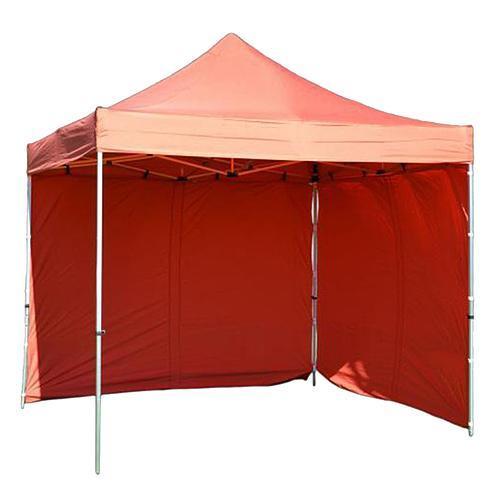 Stan FESTIVAL 30, 3x3 m, červený, profi, plachta UV odolná, bez steny