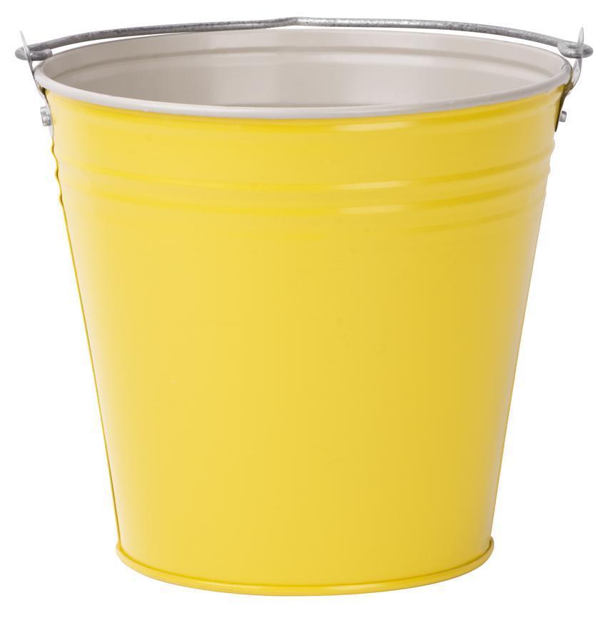 Vedro Aix Caldari 10 lit, Zn, žlté