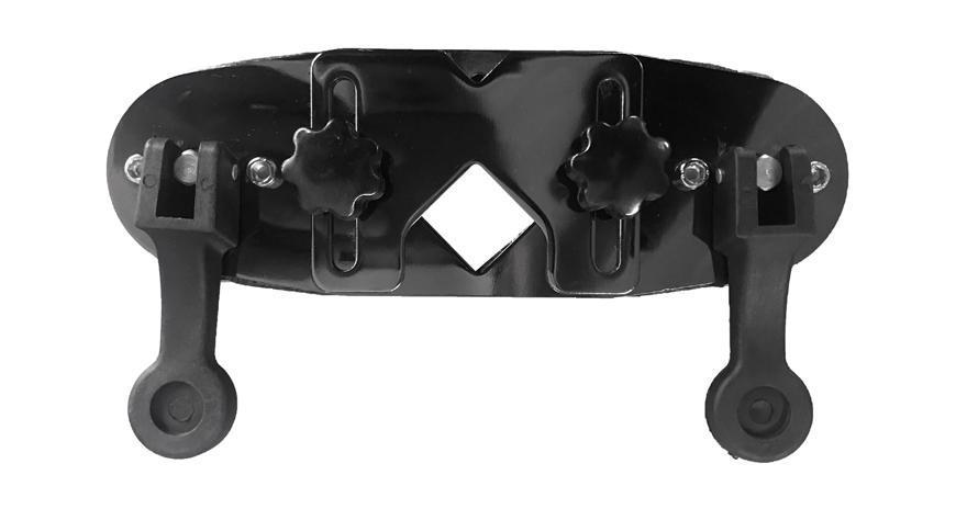Držiak pre diamantové korunky a vrtáky SDG43, 4-35 mm, centrovacia pomôcka pre obkladačov