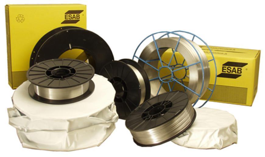 Drot ESAB OK Nicore 55 1,2 mm • bal. 4 x 5 kg (15.66)