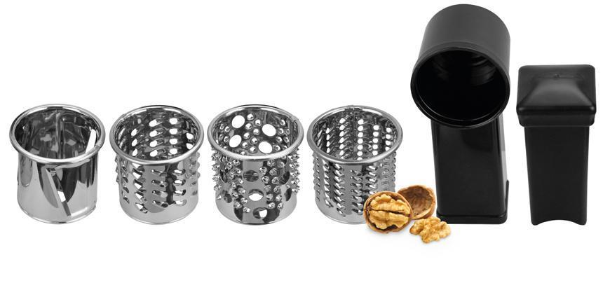 Nástavec na strúhanie MagicHome, 4 bubny, pre kuch. robot Lenotre