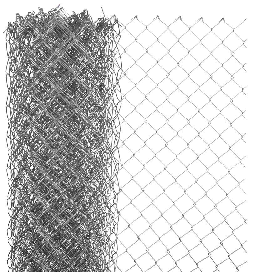 Pletivo METALTEC ZN 50/2000/2,00 mm, ohradove, bal. 10m