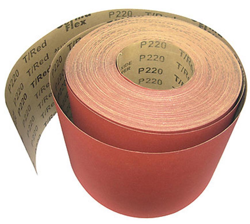 Rola Germaflex T/RED 115mm, Z180, bal. 50m, papier