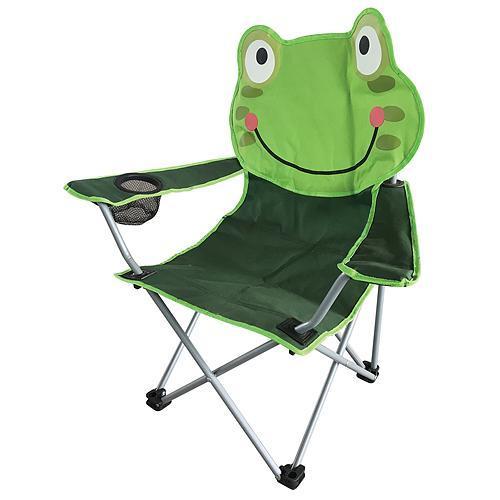 Stolička RANA, 35x35x56 cm, žaba, detská