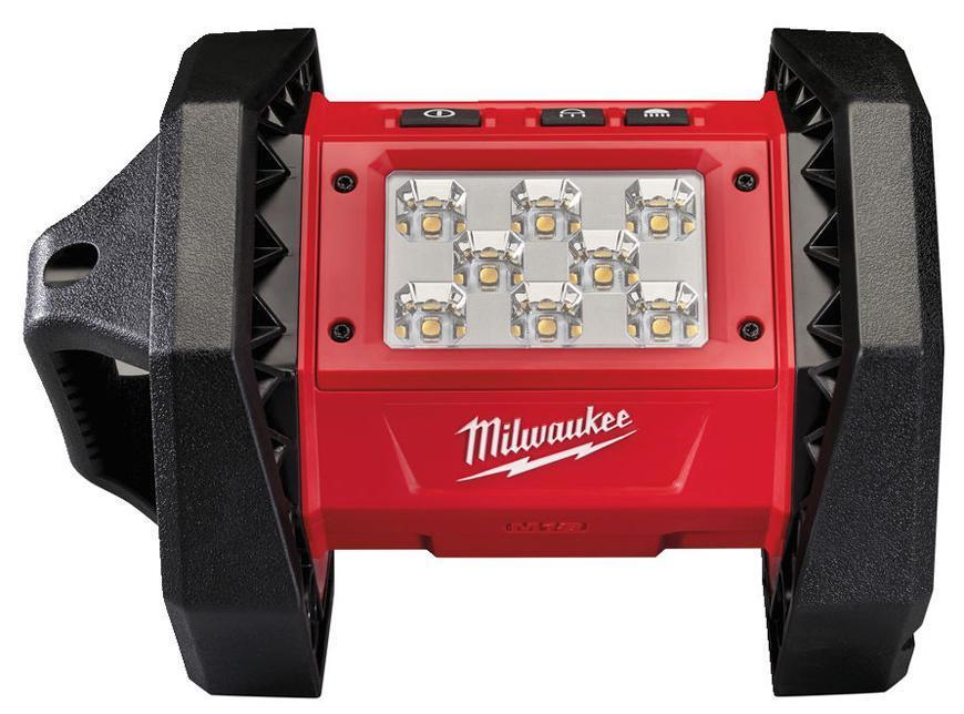 Svietidlo Milwaukee M18 AL-0, max 1500 lm