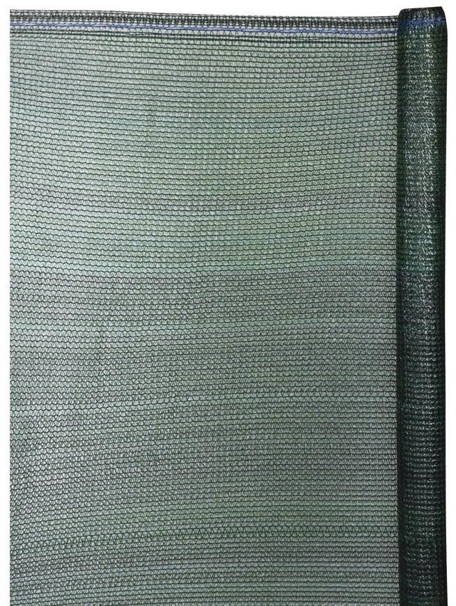 Tkanina tieniaca HOBBY.NET 1,5x50 m, HDPE, UV, 90 g/m2, 80% zelená