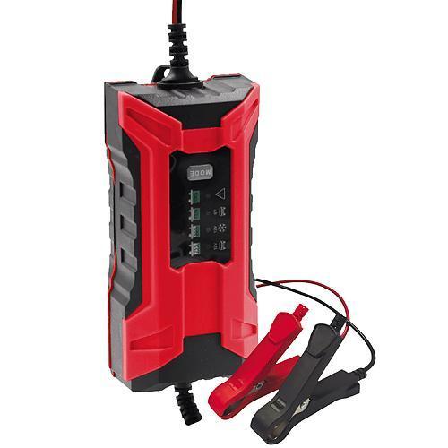 Nabíjačka Strend Pro SBC-02, 2.0A, 6V/12V, IP65, LED, na autobatérie