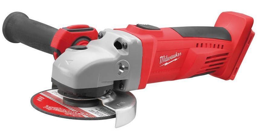 Bruska Milwaukee® HD28 AG115-0X, 115mm, uhlova