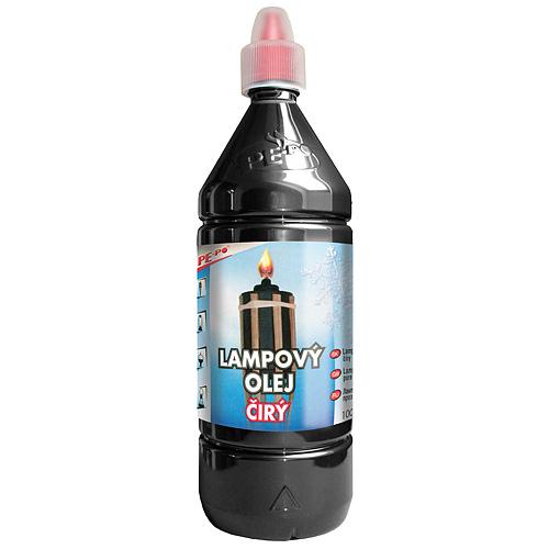 Olej PE-PO®, lampový, číry, 1 lit, SR