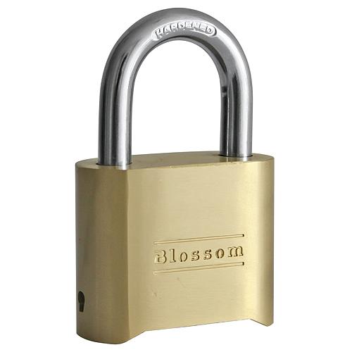 Zámok Blossom NL120, 50 mm, visiaci, Ms Secure
