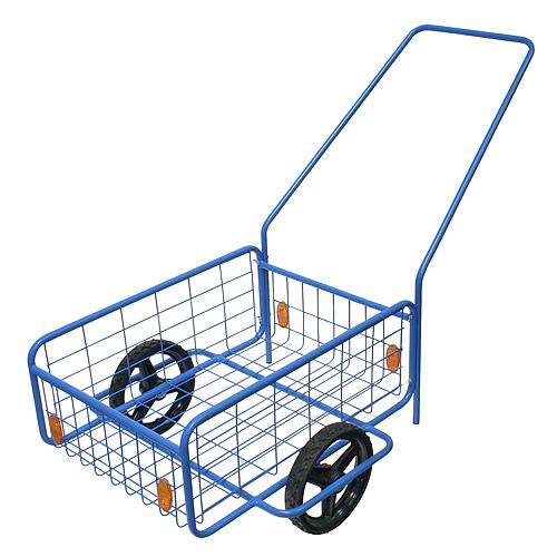 Vozik RDV 5, RAPID 5, 80 kg, koleso 240 mm, plné