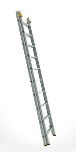 Rebrík ALVE 8212, 2x12, výsuvný, A354 B609
