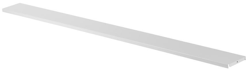 Kryt Racks H28 1250 mm, na regál - vrchná čiapka pre obojstranný regál *L*