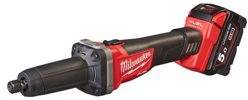Bruska Milwaukee® M18 FDG-502X, 2x5.0Ah, priama