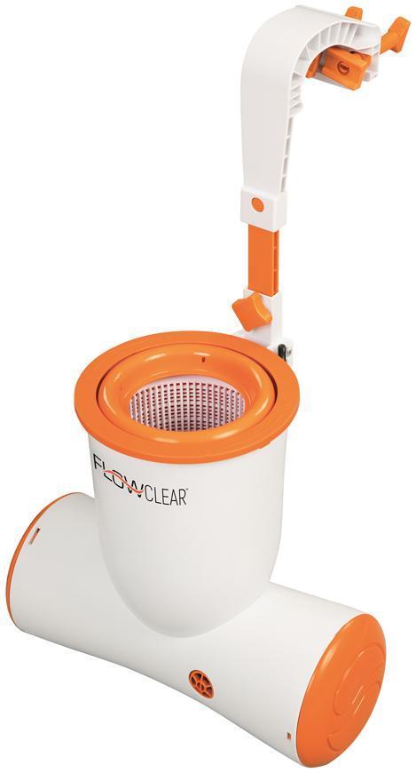 Filtrácia Bestway® FlowClear Skimatic™, 58462, piesková, 2574 lit/hod